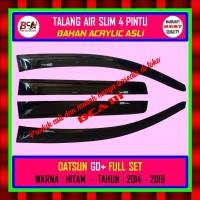 TALANG AIR MOBIL DATSUN GO+ (PLUS) - MODEL SLIM