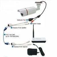 Kabel Poe / Kabel Poe Splitter / Kabel Poe Injector / Poe Spliter Ata