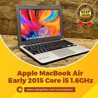 Apple Macbook Air 11-inch Early 2015 Core i5 1.6GHz