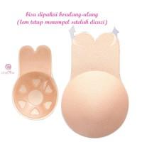 Chelyne Rabbit Push Up Bra P37 Nipple Cover