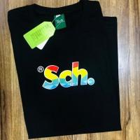 kaos RSCH casual baju dewasa / T-shirt distro SCH