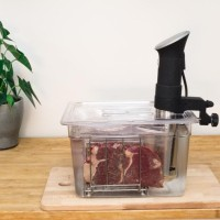 Sous Vide Container (Medium 12 litres) - box and cover for Anova