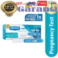 100% ORI - SENSITIF STRIP UJI KEHAMILAN DIGITAL/ TESTPACK / TES