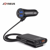 CHARGER MOBIL HOLDER JOYSEUS 4 Ports QC3.0+2.4A+3.1A USB FAST CHARGER