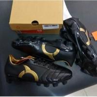 Sepatu Bola Terbaru Ortuseight Mirage FG Black Original - 2020