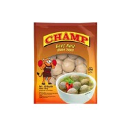 PAKET CHAMP BEEF BALL 500 GR (2 PACK)