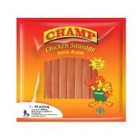 PAKET CHAMP SAUSAGE CHICKEN 1000 GR (2 PACK)