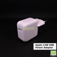 [ORIGINAL] A1401 FAST CHARGER APPLE IPHONE IPAD IPOD 2.4A / 12W