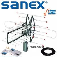 Antenna Outdoor - Sanex Antena Outdoor TV + Remote WA-850TG