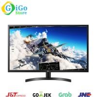 Monitor 32 Inch LG 32ML600 Full HD IPS HDMI 75Hz For Komputer PC