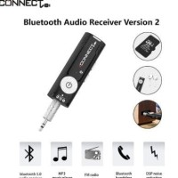 4CONNECT BLUETOOTH AUDIO RECEIVER DONGLE WITH MP3 PLAYER AND FM RADIO