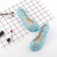 Sepatu Jelly Princess ELSA Frozen SIZE 35/36/37 FROZEN
