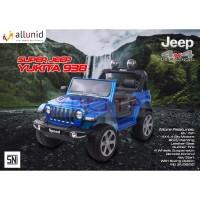 Mobil Aki Jeep YUKITA 938 - 12 Volt
