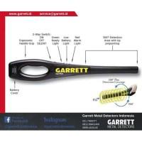 Metal Detector - SuperWand Garrett - Ori - Made in USA.