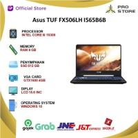 Asus TUF FX506LH I565B6TO i5 10300 8GB 512ssd GTX1650 4GB W10+OHS 15.6