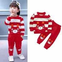 Baju Setelan Anak Laki Laki 1- 3 Tahun / Stelan anak laki murah