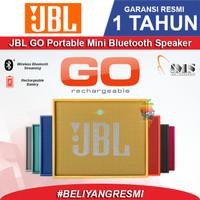 JBL GO Original Speaker Bluetooth - Garansi resmi IMS 1 Tahun