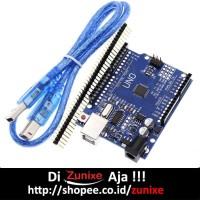 MEGA328P Arduino UNO R3 (CH340G) + USB CABLE