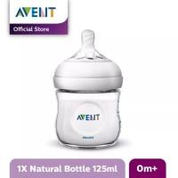 AVENT Bottle Natural 2.0 Single Pack SCF690/13 - 125ml Botol Susu