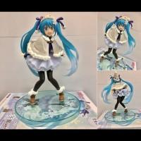 PVC Figure Hatsune Miku - Original Winter Clothes Ver. ~Renewal~ (18cm