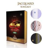 Grosir 20 pcs Sarung ATLAS Jacquard Songket Campur