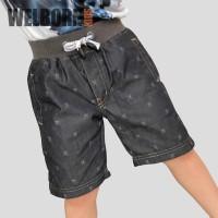 Welborn Kids Celana Pendek Abu Tua Anak Laki