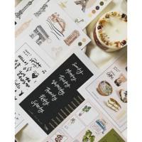 Jurnal Sticker Bundle by Little Ace Queen