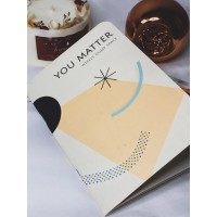 YOU MATTER - THE KHAOS/POKET NOTES/AGENDA/PLANNER/WEEKLY YOU MATTER BY