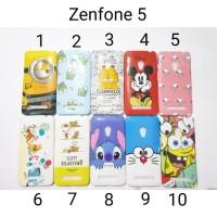 Case Softcase Karakter Asuz Zenfone 5 / Case Zenfone5