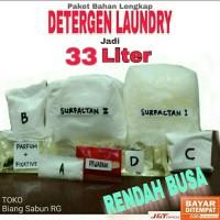 Deterjen cair laundry 10 liter, Bahan Detergent laundry, Detergent