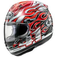 Arai SNI RX7X HAGA Original Helm Full Face - Red