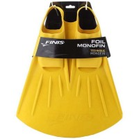 Finis Foil Monofin Yellow (Butterfly Fin) - Size XS 34-36