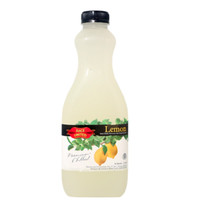 MINUMAN JUS JUICE UNITED Premium Chilled Lemon 1L