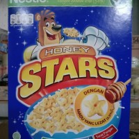 Nestle honey stars 150gr sereal bentuk bintang rasa madu dalam box