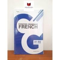 Buku Tata Bahasa Perancis CONCISE GRAMMAR: FRENCH