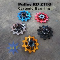 Pulley Ceramic Bearing ZTTO 11T RD