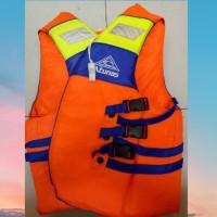 Baju Pelampung Atunas size XL / Life Vest / Jaket Pelampung