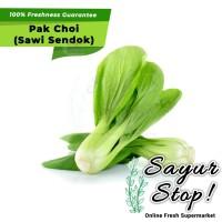 Pak Choi / Pak Choy / Bak Choi 250 gram (Sayur Stop!)