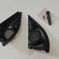 Refithing Tweeter Honda HRV 2014 - Dudukan Tweeter - Dinasti Audio