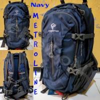 Daypack Tas Forester Metroline 0.4 30L Navy 20403 Original Resmi