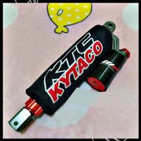 Cover sarung shock belakang universal sarung shockbreaker motor - Kytaco
