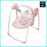 baby elle portable swing bouncer ayunan bayi electrik SALE