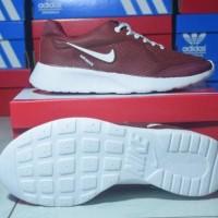 Sepatu Nike Airmax Running - Merah Maroon - Pria Wanita - Sepatu Kets