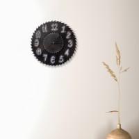 Juante | jam dinding clock unik industrial dekor interior