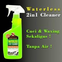 Waterless 2 ini 1 Cleaner