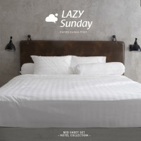 Sprei LAZY Sunday Twin / Queen / King Size - Hotel Collection -