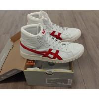 Asics Tiger Gel PTG MT(HI TOP)White/Red Size10/44 EUR/ 28cm. Japan Edt