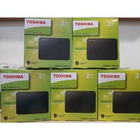 Toshiba Canvio Ready / Basic 2TB Hardisk / Harddisk External USB 3.0