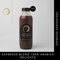 Espresso cair JSC / Konsetrat Kopi 500 ml