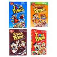 Post Cereal fruity Pebbles - sereal post fruity